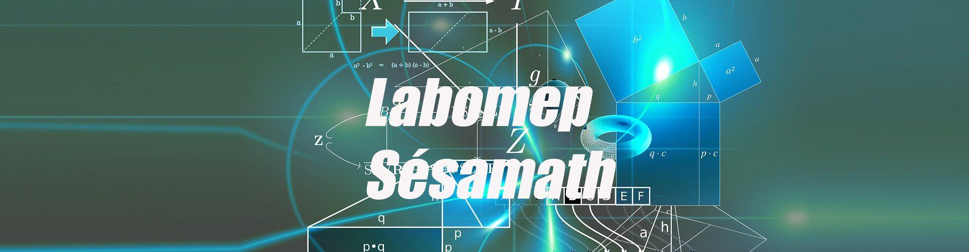 LaboMEP : Préparez vos séances de maths en ligne !